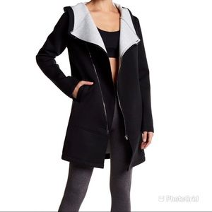 Betsey Johnson Performance Bonded Tech Coat